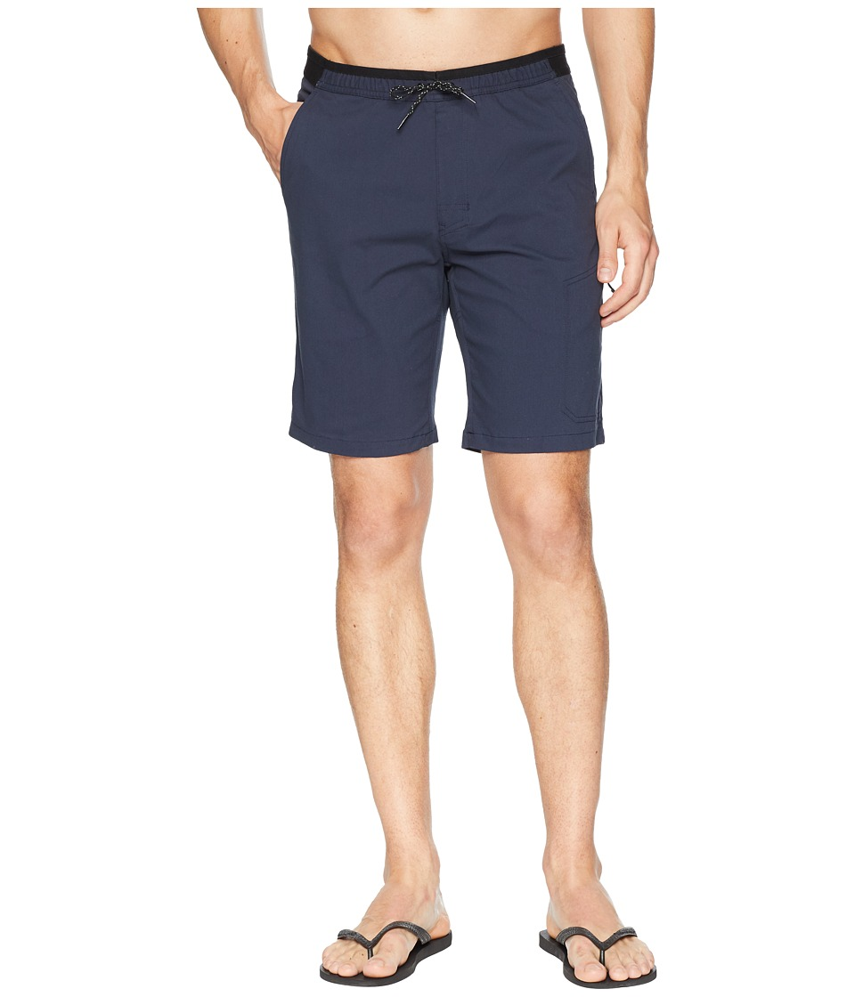 Mountain Hardwear - AP Scrambler Shorts (Dark Zinc) Mens Shorts