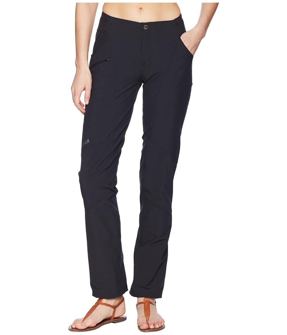 Marmot - Scrambler Pants (Black) Womens Casual Pants