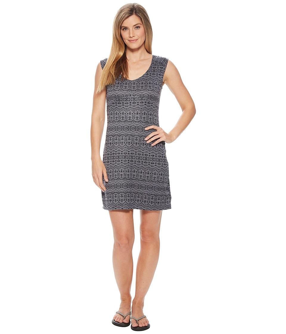 Marmot - Annabelle Dress (Steel Onyx Heather Sunfall) Womens Dress