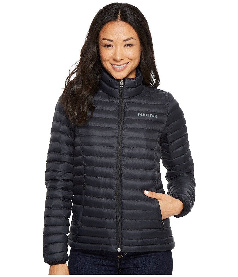Marmot - Solus Featherless Jacket (Black) Womens Coat