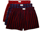 Tommy Hilfiger 3-Pack Cotton Classics Woven Boxer