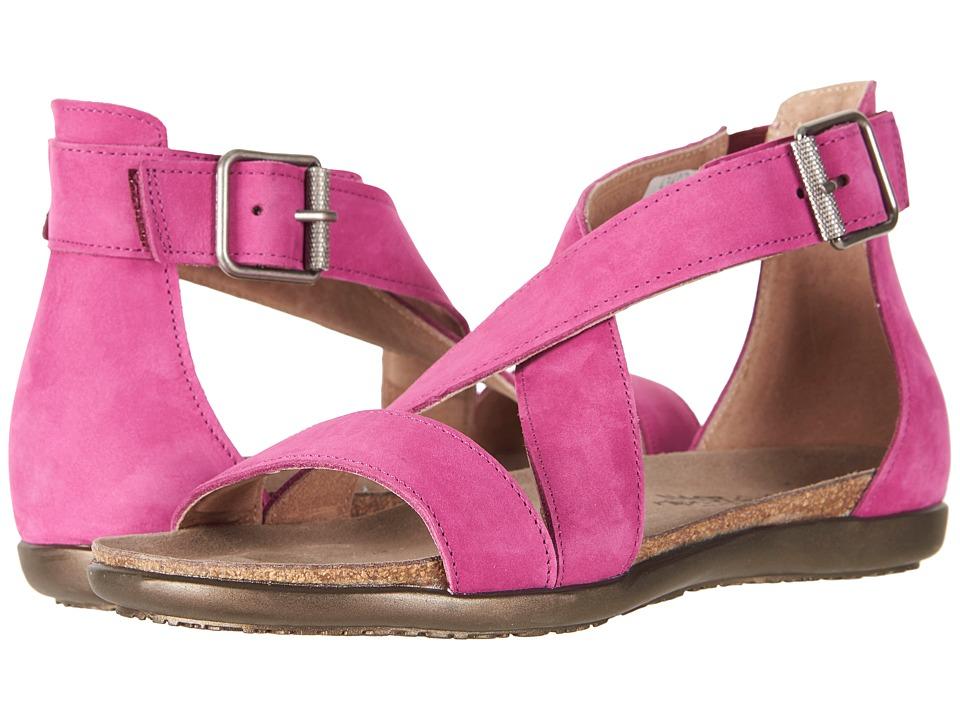 Naot Rianna (Pink Plum Nubuck) Women's Shoes