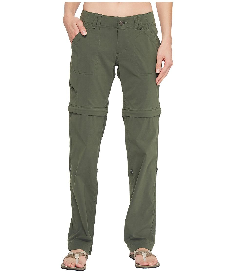 Marmot - Lobos Convertible Pants (Crocodile) Womens Casual Pants