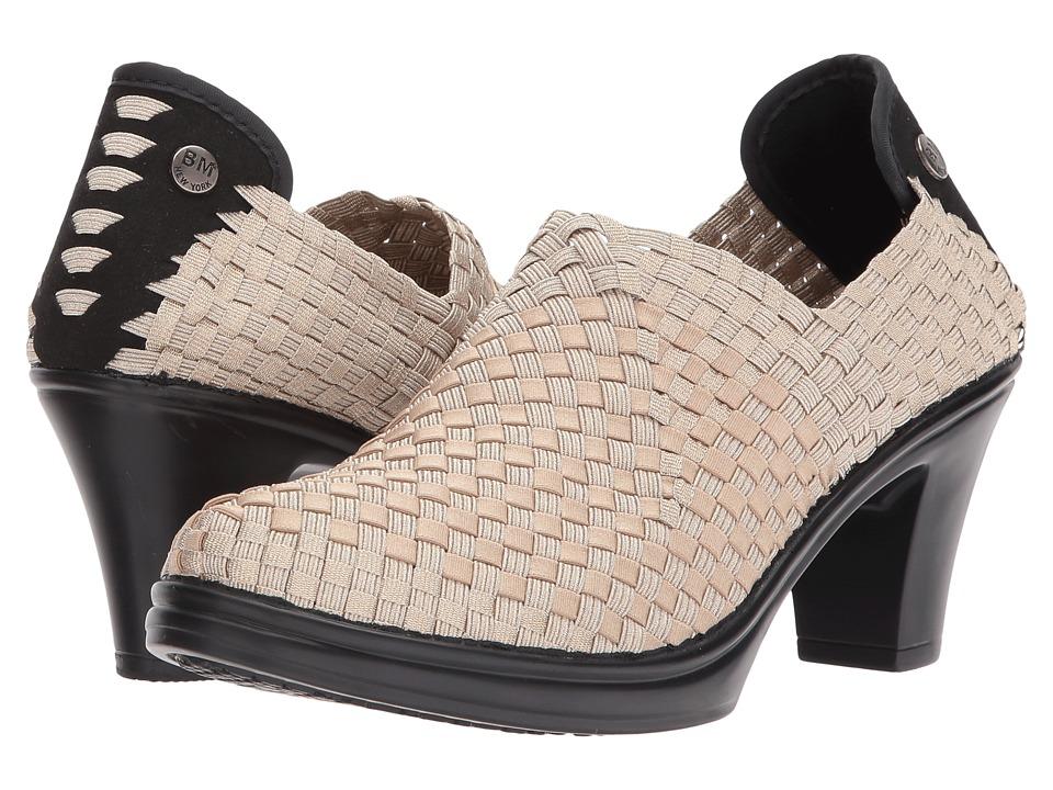 Image of bernie mev. - Amelia (Light Gold) Women's 1-2 inch heel Shoes