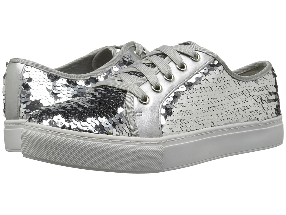 Dirty Laundry Josi Sequins (Silver) Women