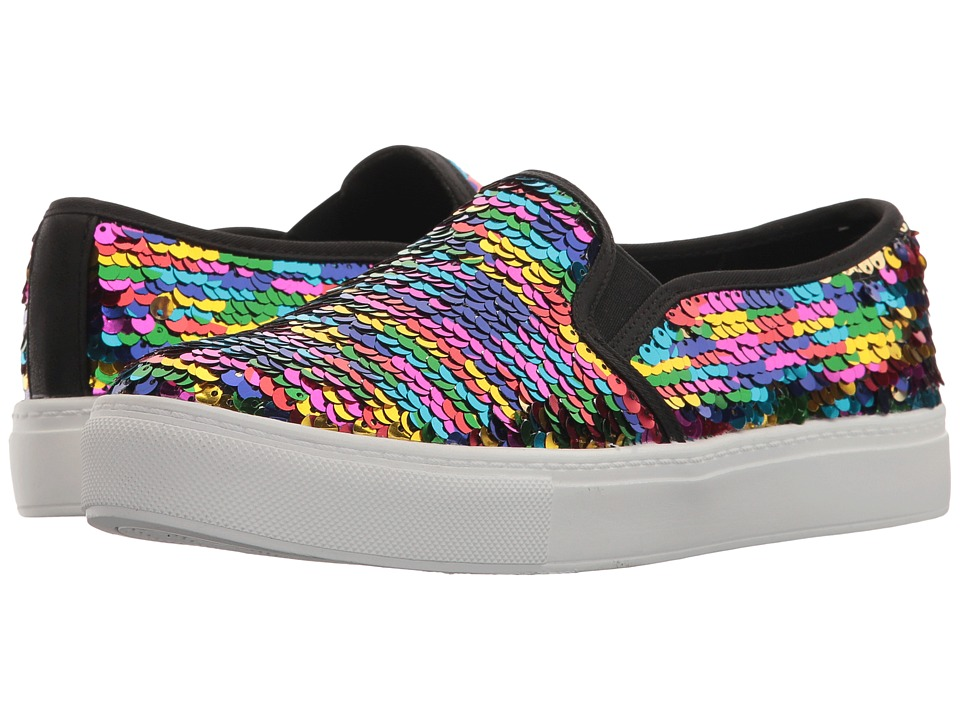 Dirty Laundry Josephine Sequins (Rainbow) Women