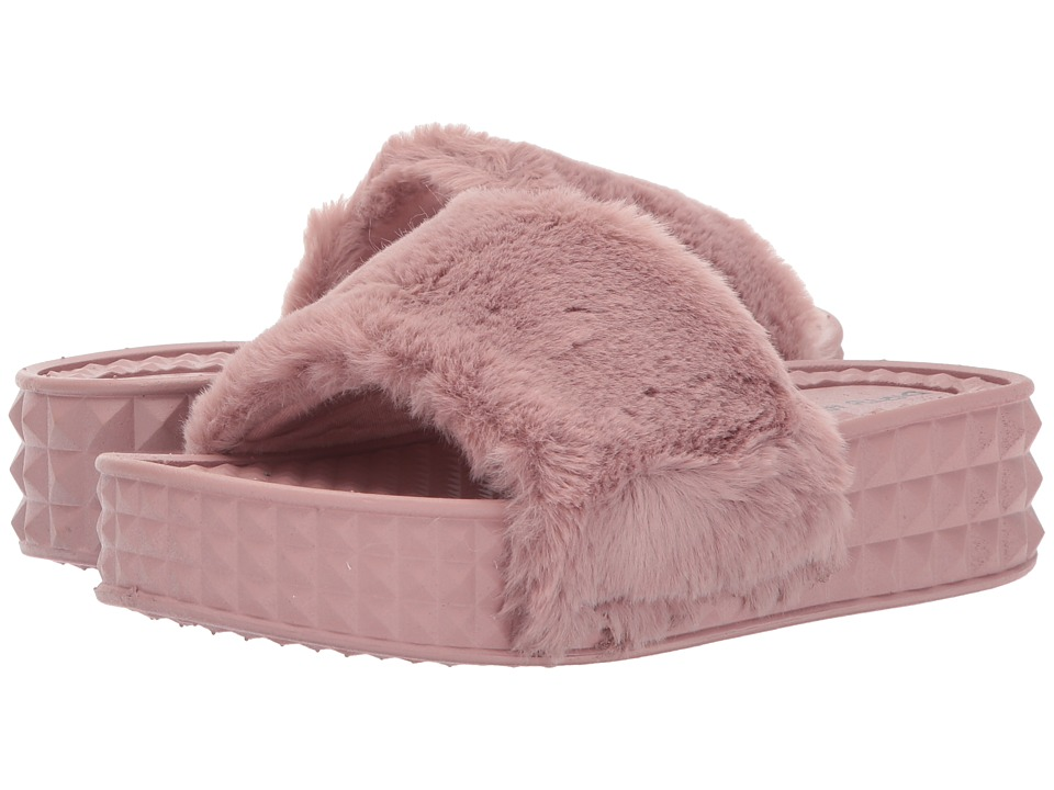 Dirty Laundry Sonny Fur (Blush) Women