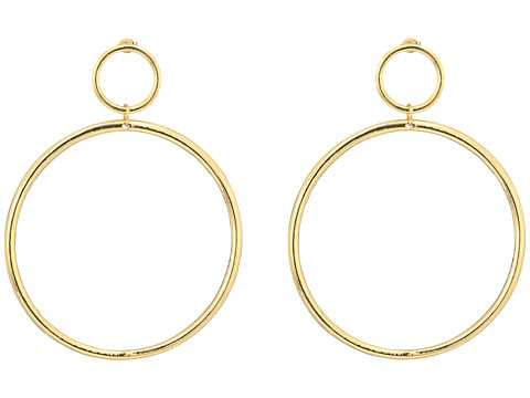 Vanessa Mooney The Cadillac Earrings - Gold