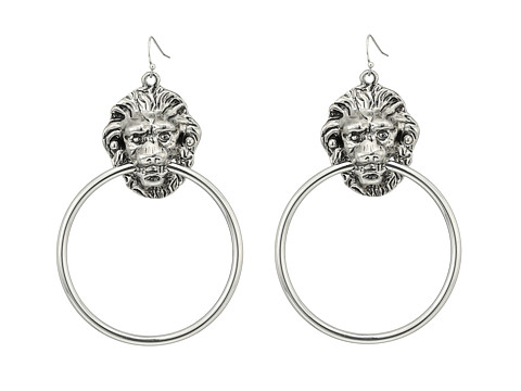 Vanessa Mooney The Vandal Earrings - Silver
