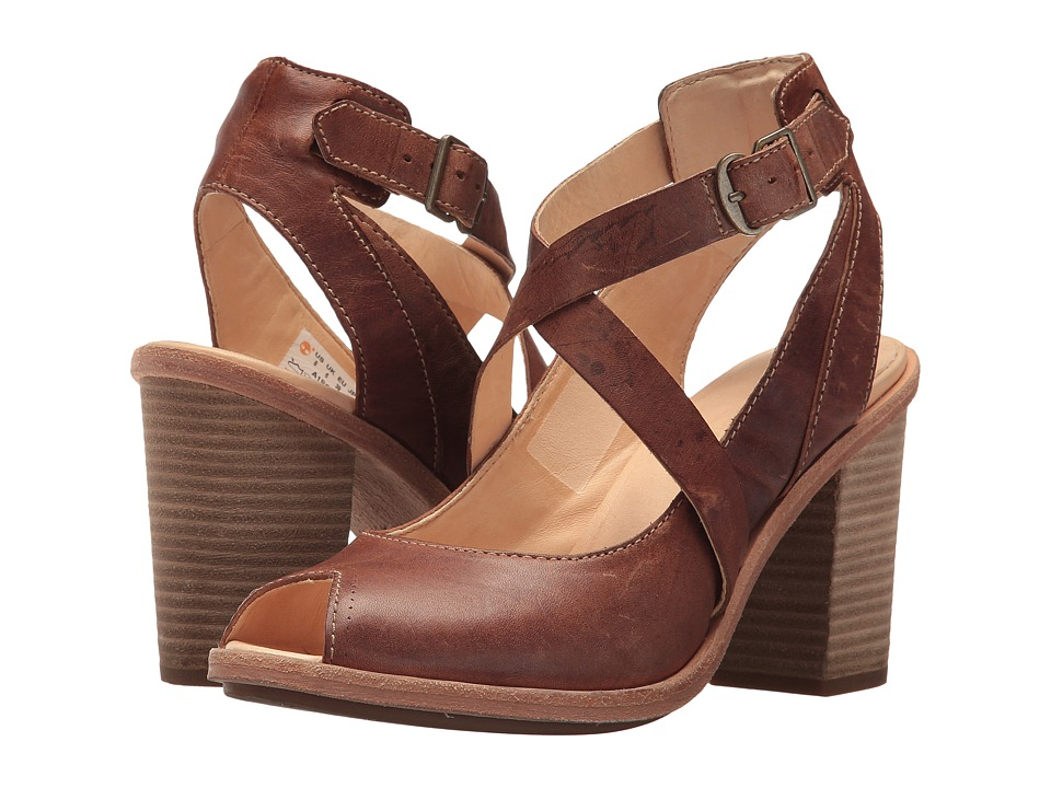 Timberland - Boot Co Marge Ankle Strap Shoe (Dark Russet Vintage) Women's Sandals