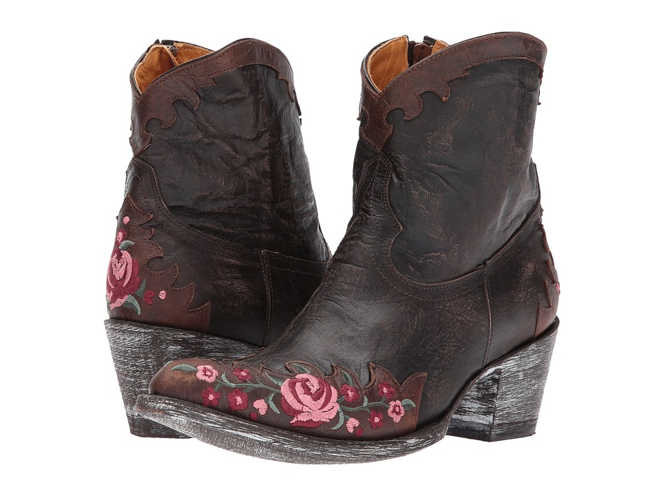 Old Gringo Martina (Chocolate) Cowboy Boots