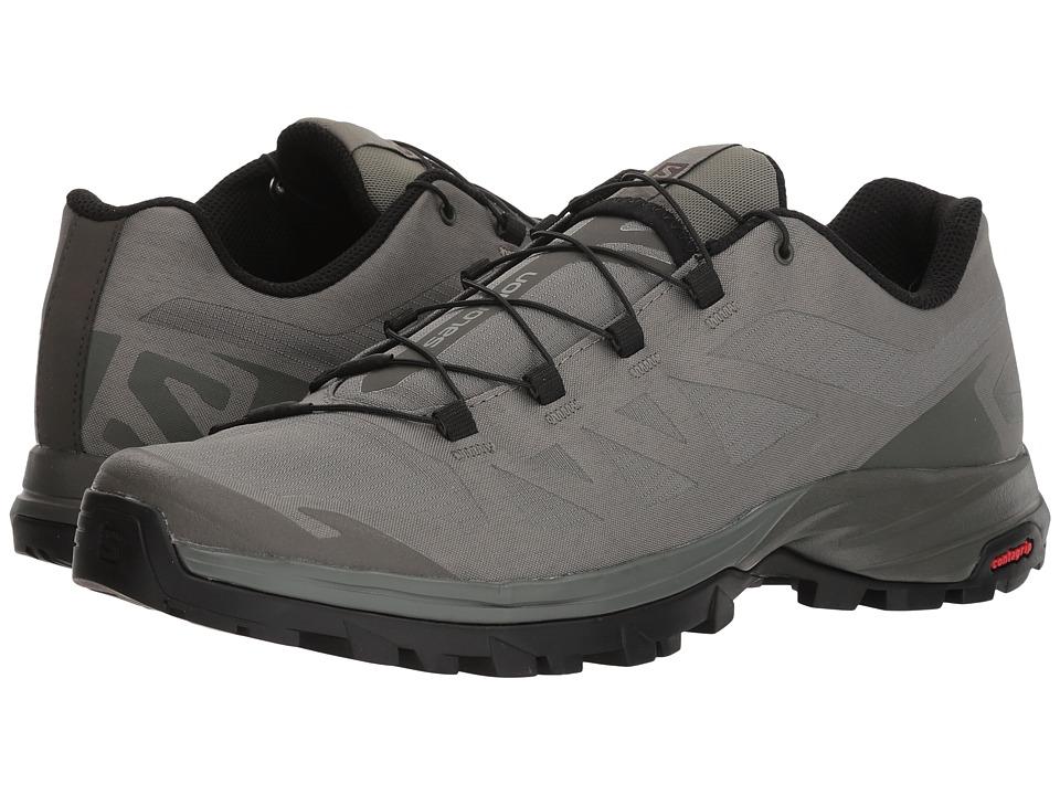 Salomon Outpath (Beluga/Castor Gray/Black) Men's Shoes