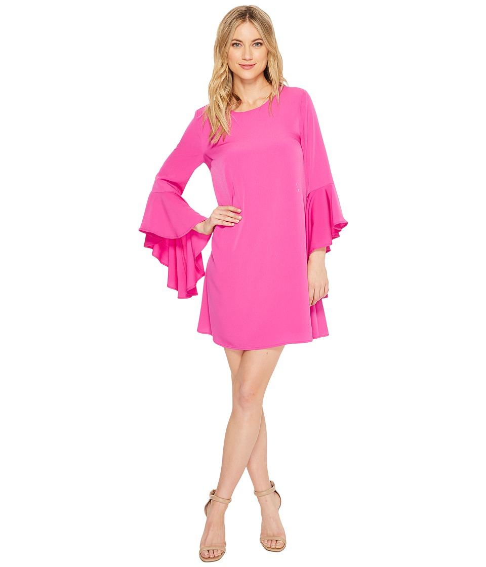 CeCe - Ashley Bell Sleeve Shift Dress