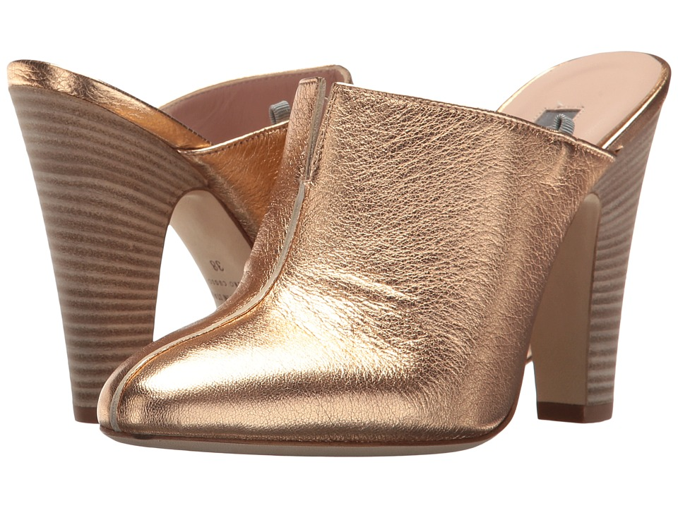 SJP by Sarah Jessica Parker Rigby (Rose Gold Metallic Nappa) Women