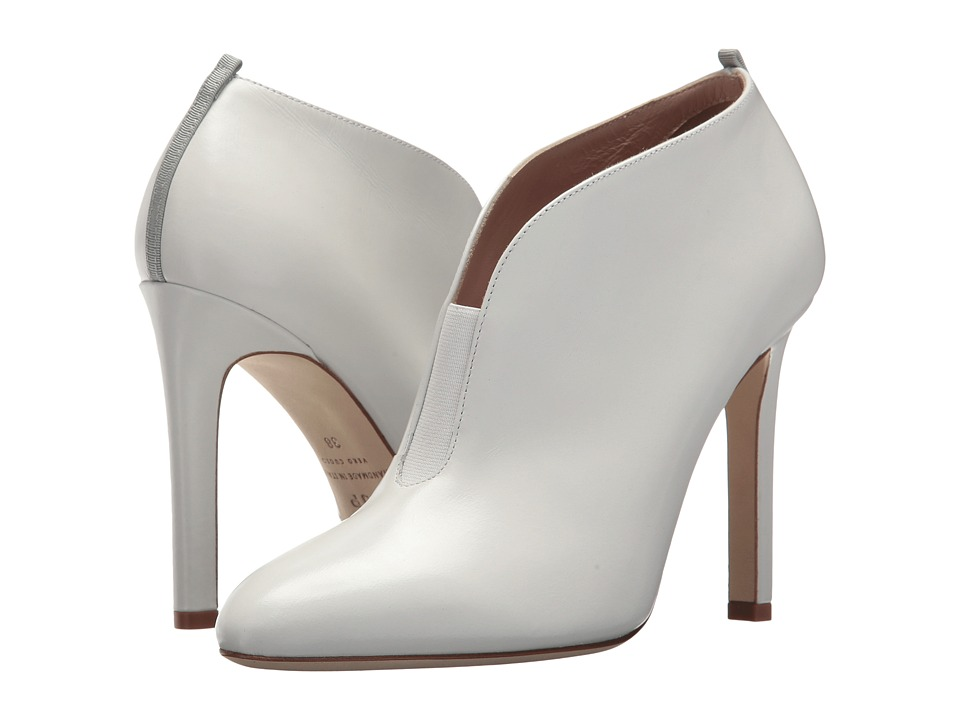 SJP by Sarah Jessica Parker Trois (White Leather) Women