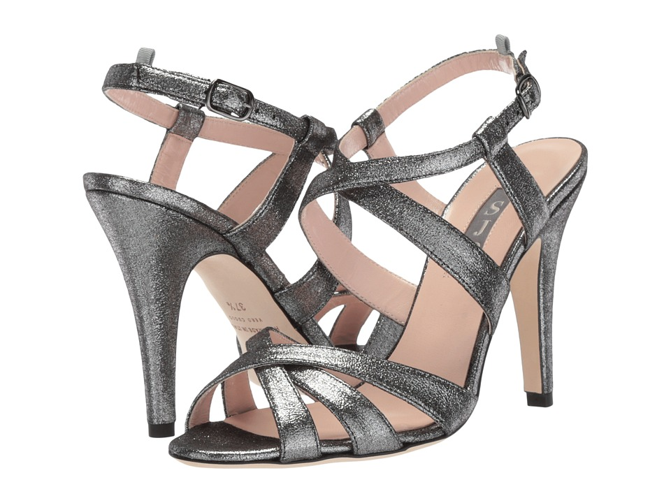 SJP by Sarah Jessica Parker Teegan (Anthracite Stardust Fabric) Women