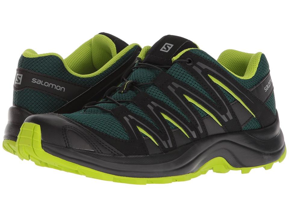 Salomon - XA Baldwin (Rainforest/Black/Lime Green) Mens Shoes