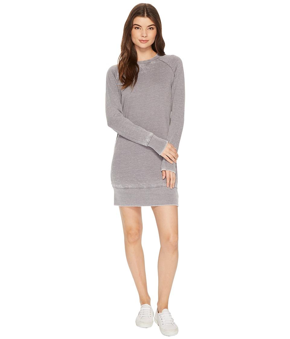 Alternative - Burnout French Terry Sweatshirt Dress