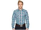Wrangler WFS Long Sleeve Plaid Shirt