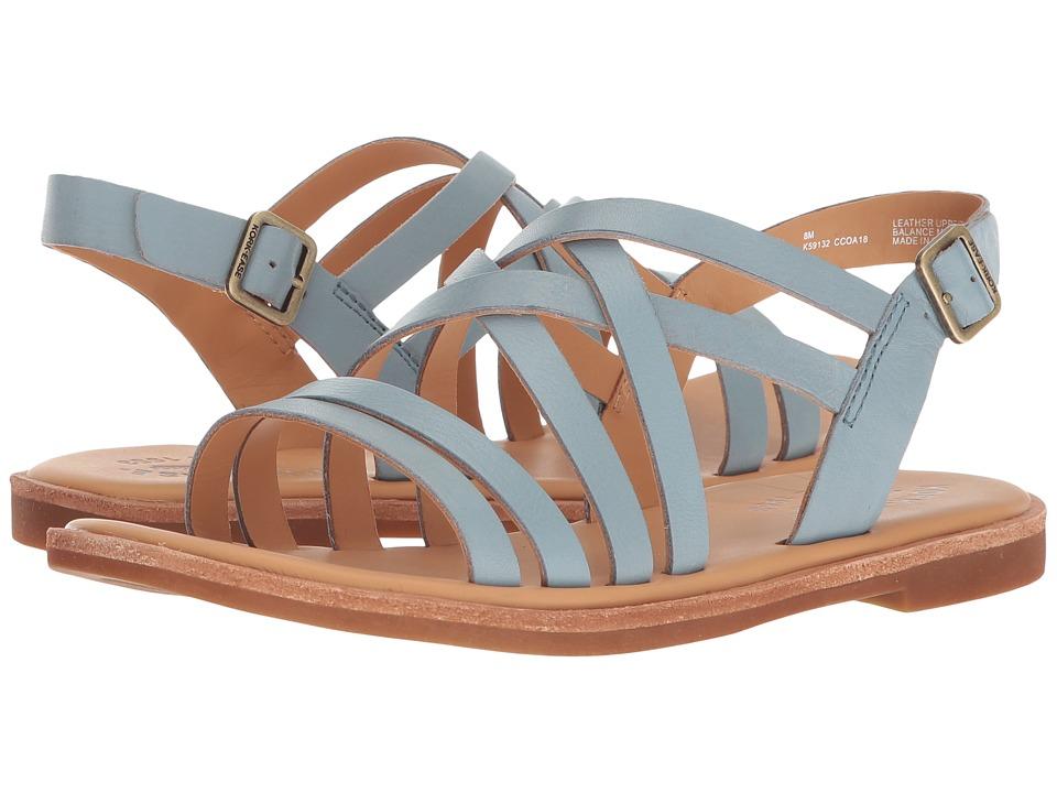 Kork-Ease - Nicobar (Light Blue Full Grain Leather) Womens Sandals