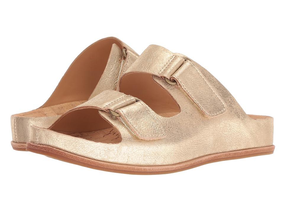 Kork-Ease - Torreya (Gold Metallic) Womens Sandals