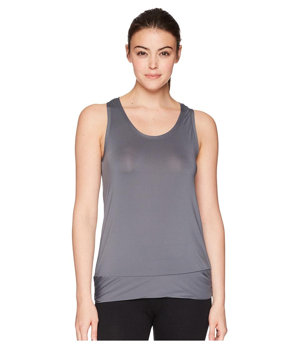 Mountain Hardwear - Wicked Litetm Tank Top (Graphite) Womens Sleeveless