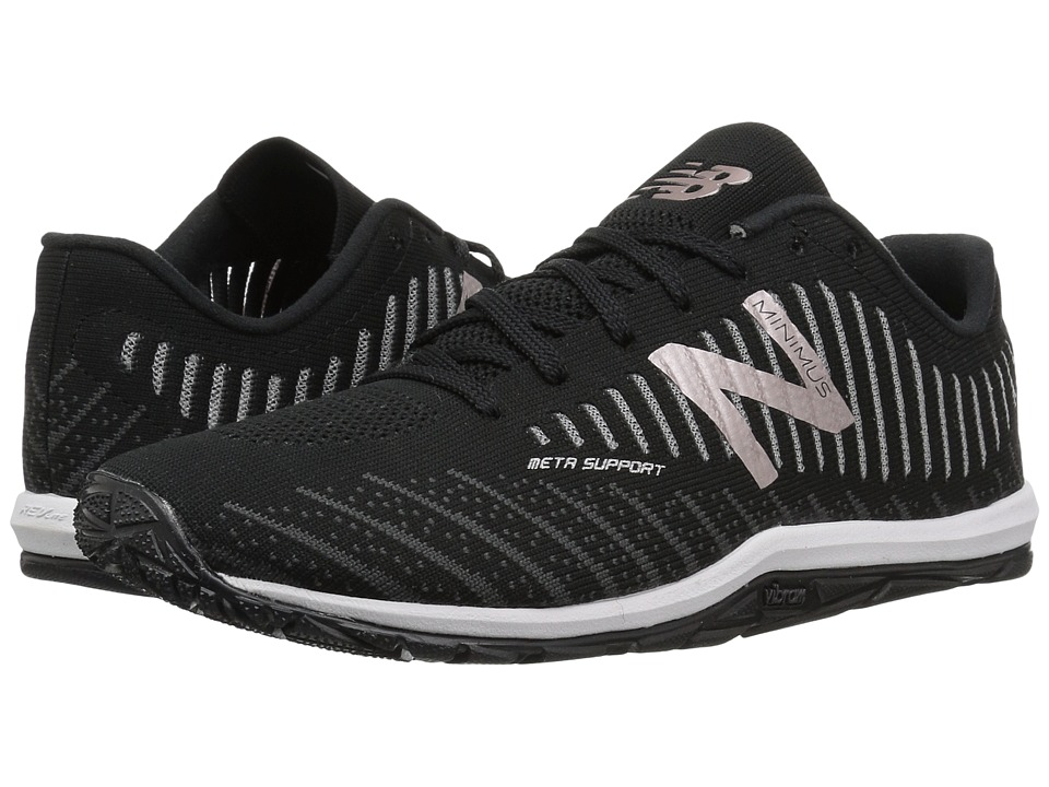 New Balance Minimus 20v7 Trainer (Black/Phantom) Women's Cross Training Shoes