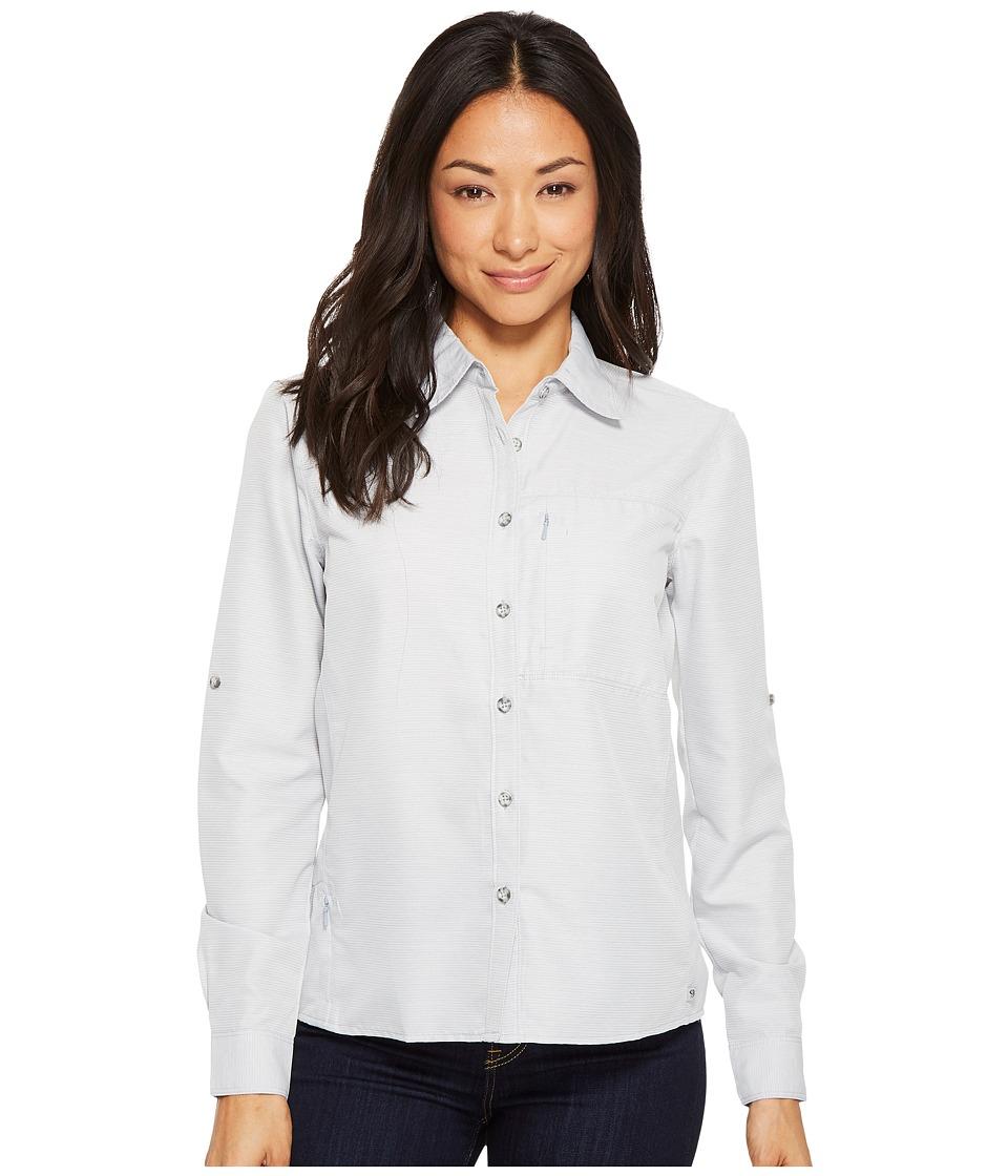 Mountain Hardwear Canyontm Long Sleeve Shirt (Steam) Women