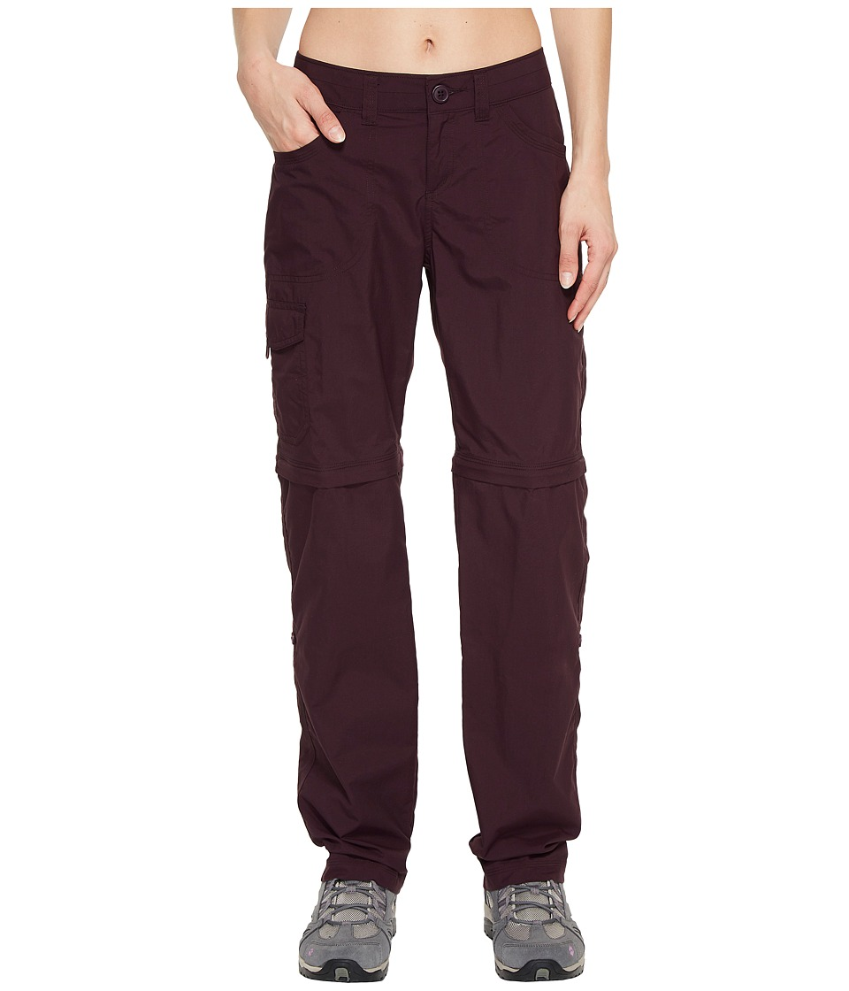 Mountain Hardwear - Miradatm Convertible Pant (Dark Tannin) Womens Casual Pants