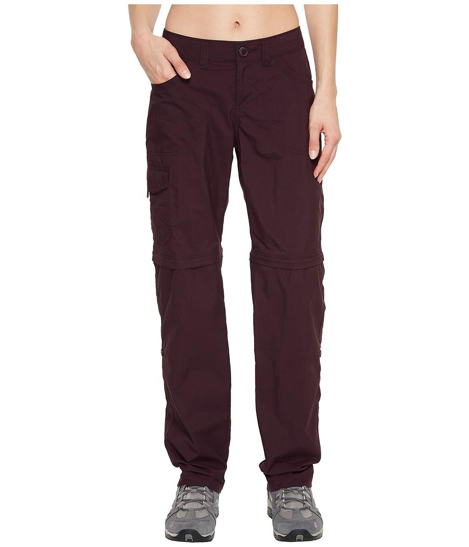 Mountain Hardwear - Miradatm Convertible Pant (Dark Tannin) Womens Casual Pants
