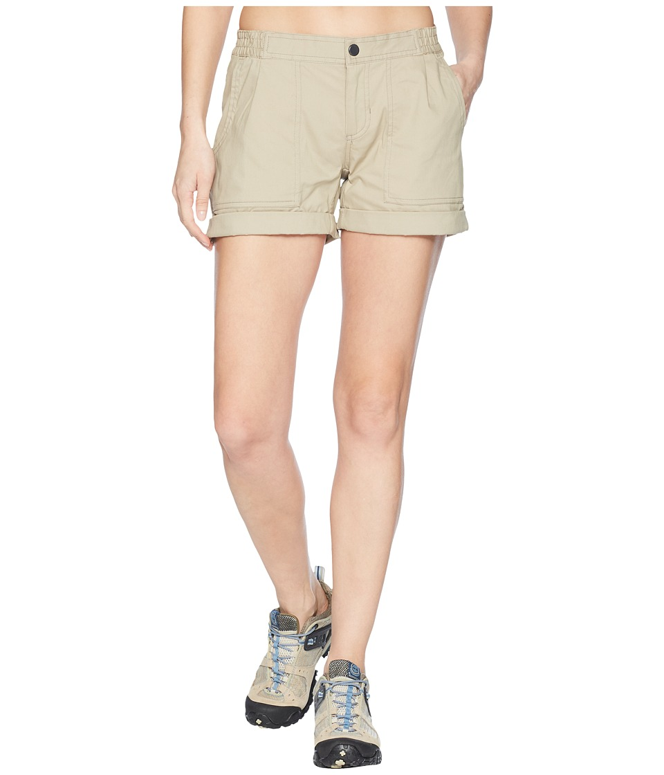 Mountain Hardwear - AP Scrambler Shorts (Badlands) Womens Shorts