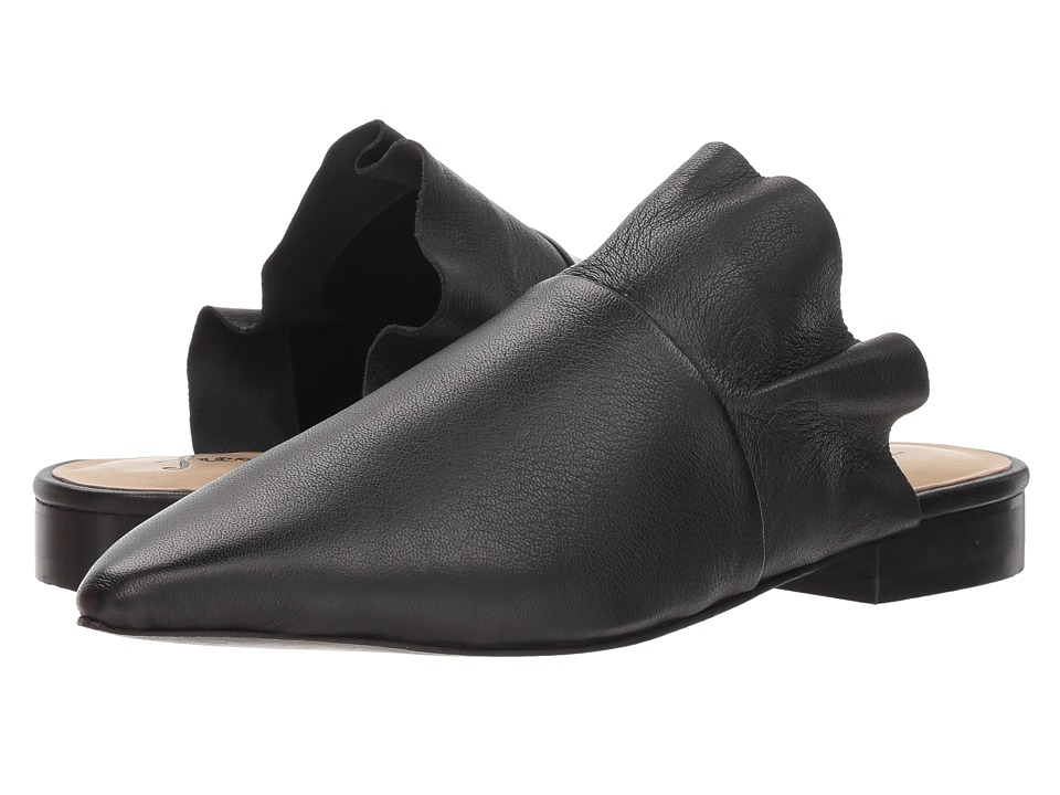 Free People Sienna Slip-On (Black) Slip-On Shoes