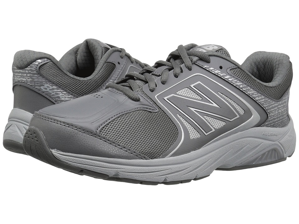 New Balance 847v3 (Grey/Silver) Walking Shoes