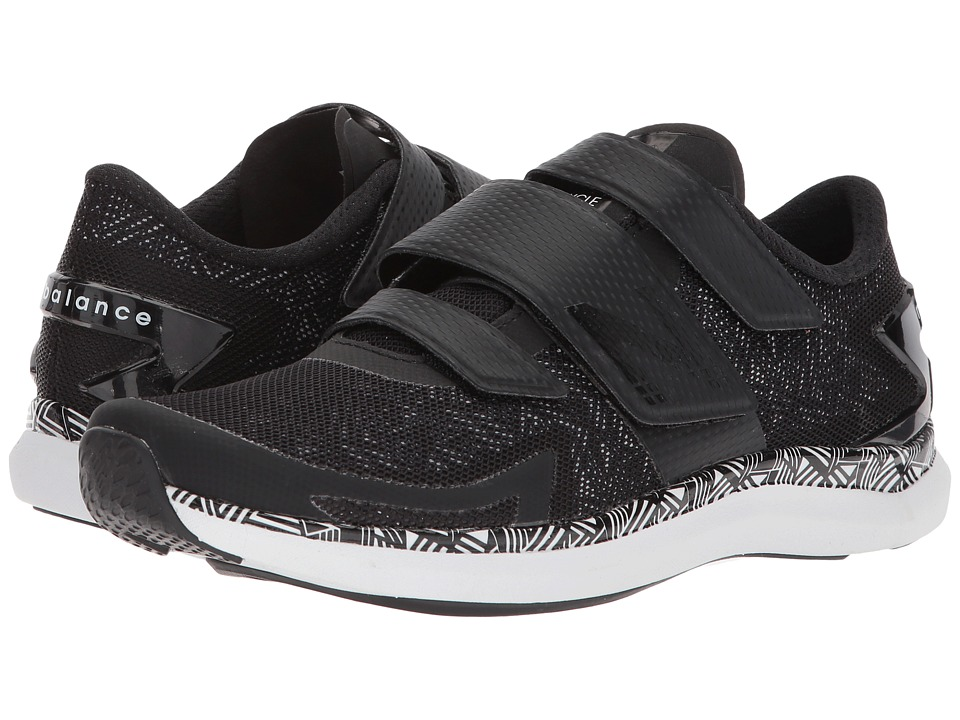 New Balance WX09v1 (Black/White) Women's Running Shoes
