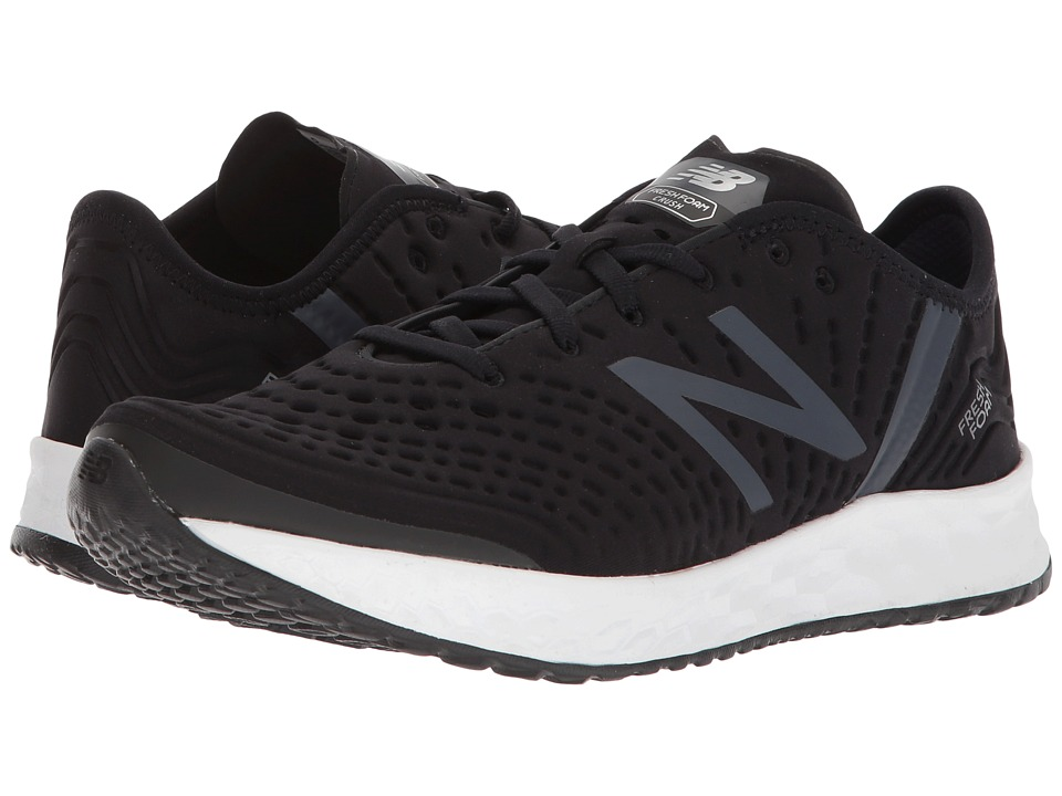 New Balance Fresh Foam Crush Trainer (Black/White) Women's Cross Training Shoes
