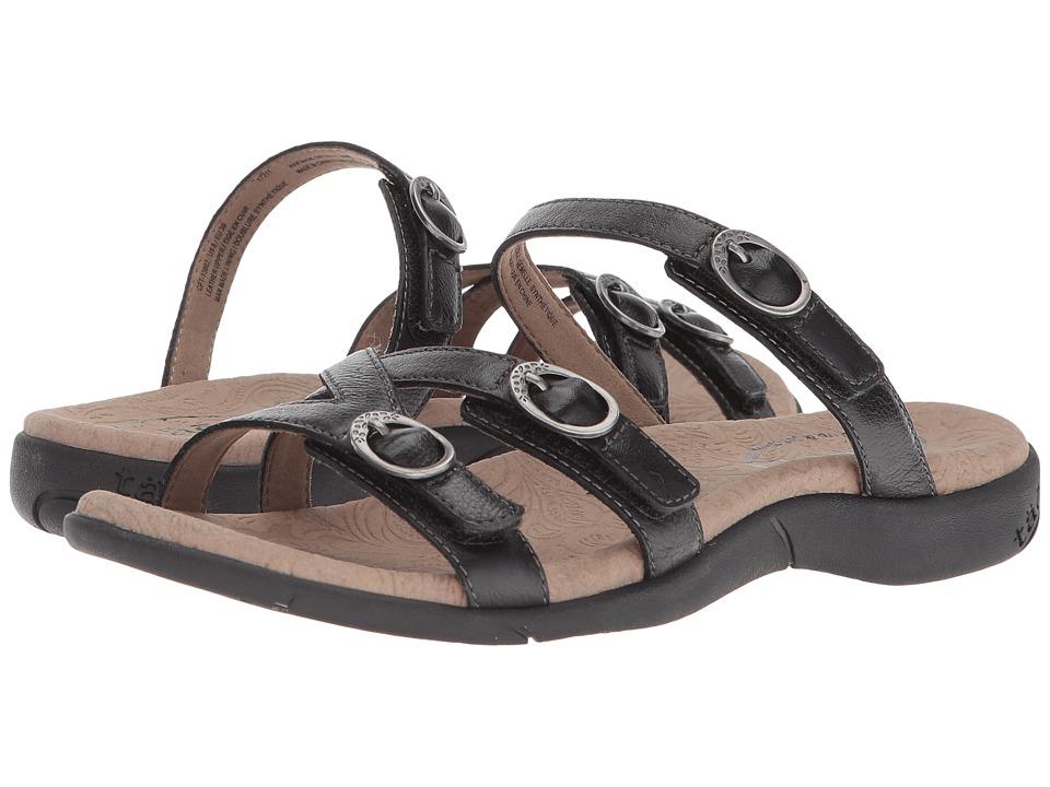 Taos Footwear - Captive (Black) Women's Sandals