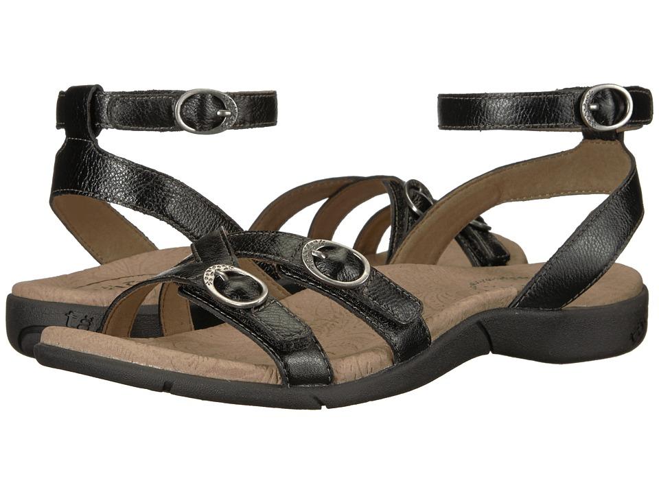 Taos Footwear - Secret (Black) Women's Sandals