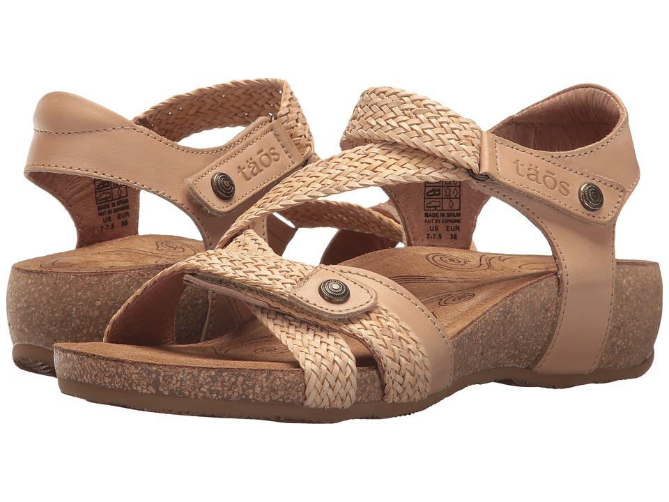 Taos Footwear Trulie (Nude) Sandals