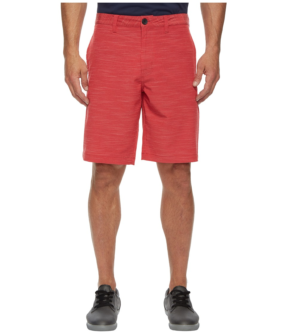 TravisMathew - A-Rall Shorts (American Beauty) Mens Shorts