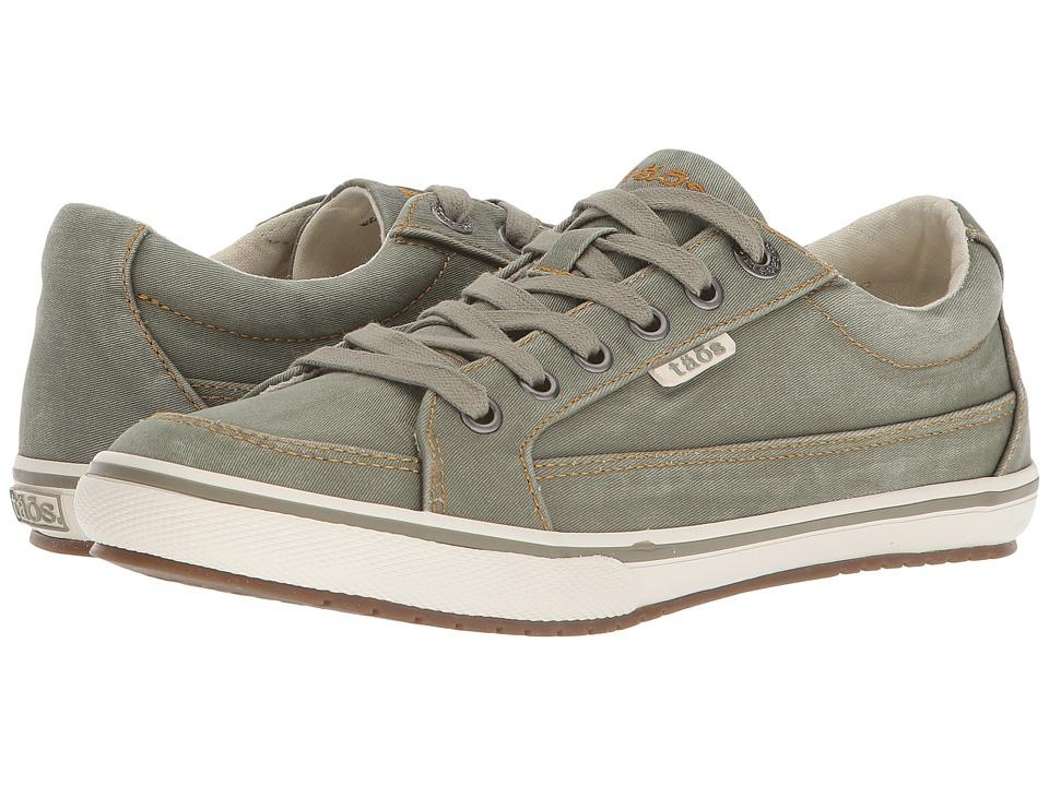 Taos Footwear Moc Star (Sage Distressed)