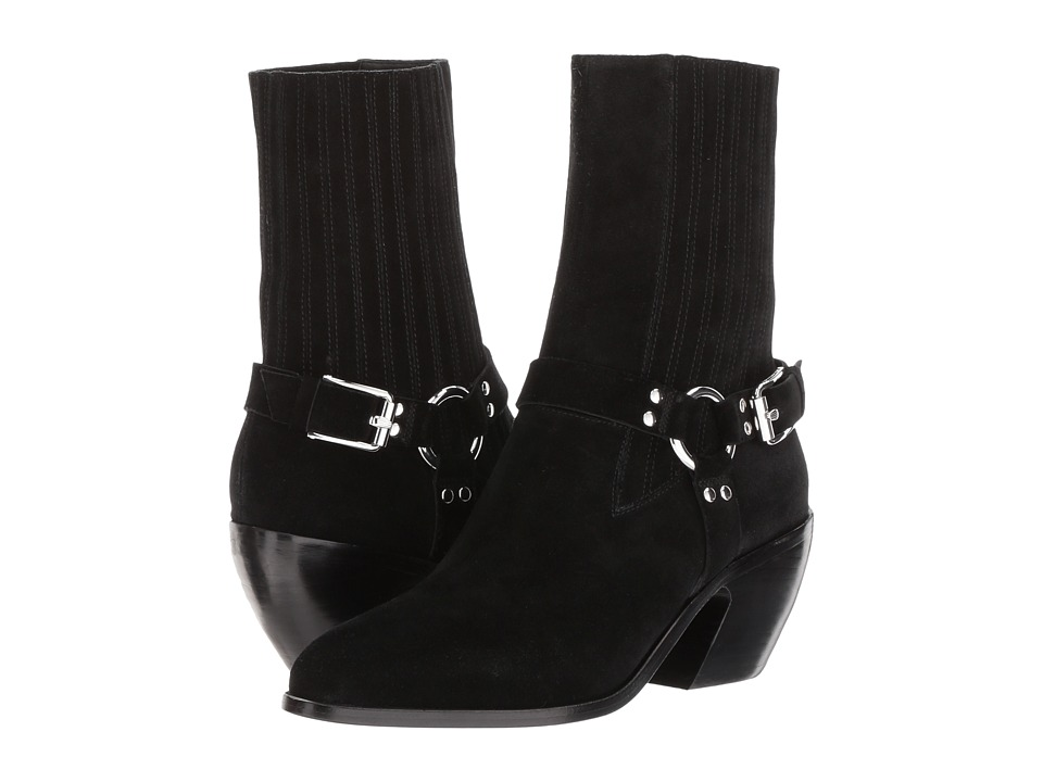 Opening Ceremony - Shayenne Suede Harness Boot