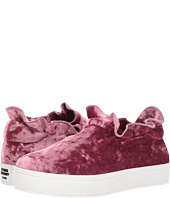 Opening Ceremony - Didi Velvet Ruffle Slip-On