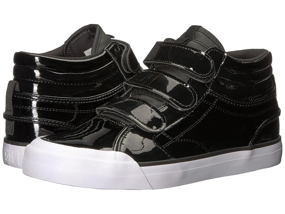 DC Evan Hi V SE (Black) Women's Skate Shoes