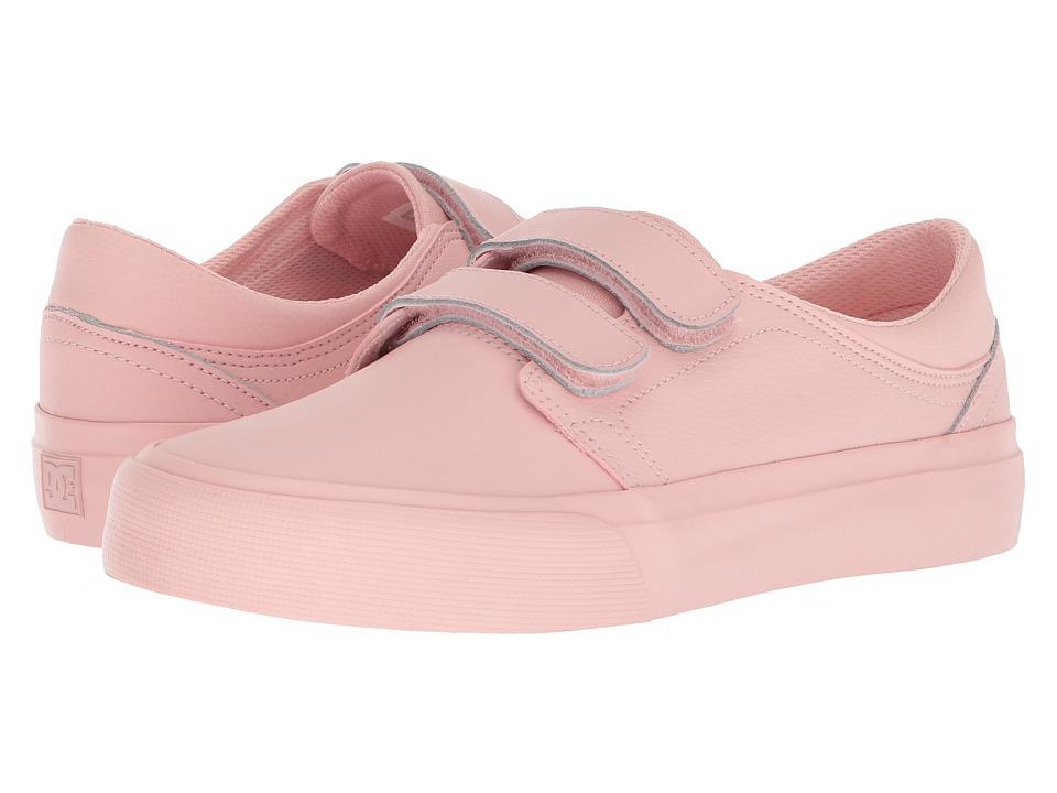DC Trase V SE (Rose) Women's Skate Shoes