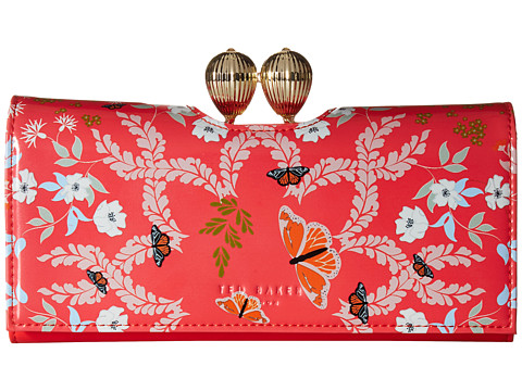 Ted Baker Kyoto Gardens Bobble Matinee - Bright Red