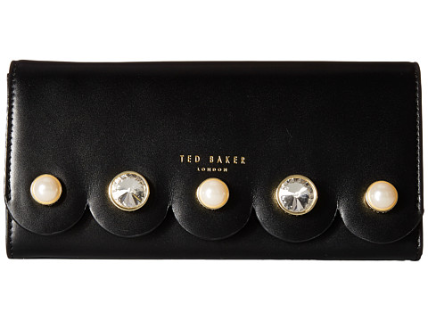 Ted Baker Scallop Pearl Matinee - Black