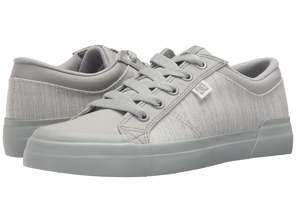 DC Danni SE (Grey/Grey/Grey) Women's Skate Shoes