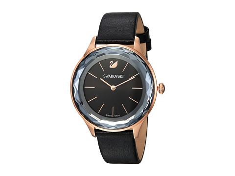 Swarovski Octea Nova Watch - Black