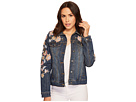 Stetson Denim Jacket with Embroidery