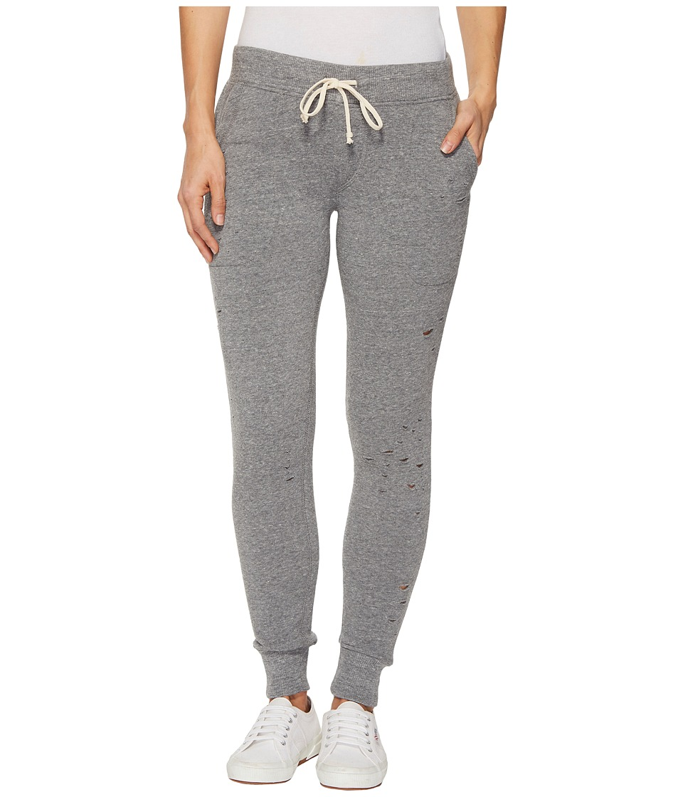 Alternative - Super Distressed Eco-Fleece Jogger Pants